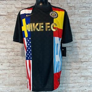 Nike FC Football Club World Cup Jersey Size Large